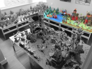 Building Project Gallery: Dragonland Play World – Asian Knight Outpost