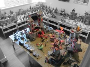 Building Project Gallery: Dragonland Play World – Dragon Knight Feud
