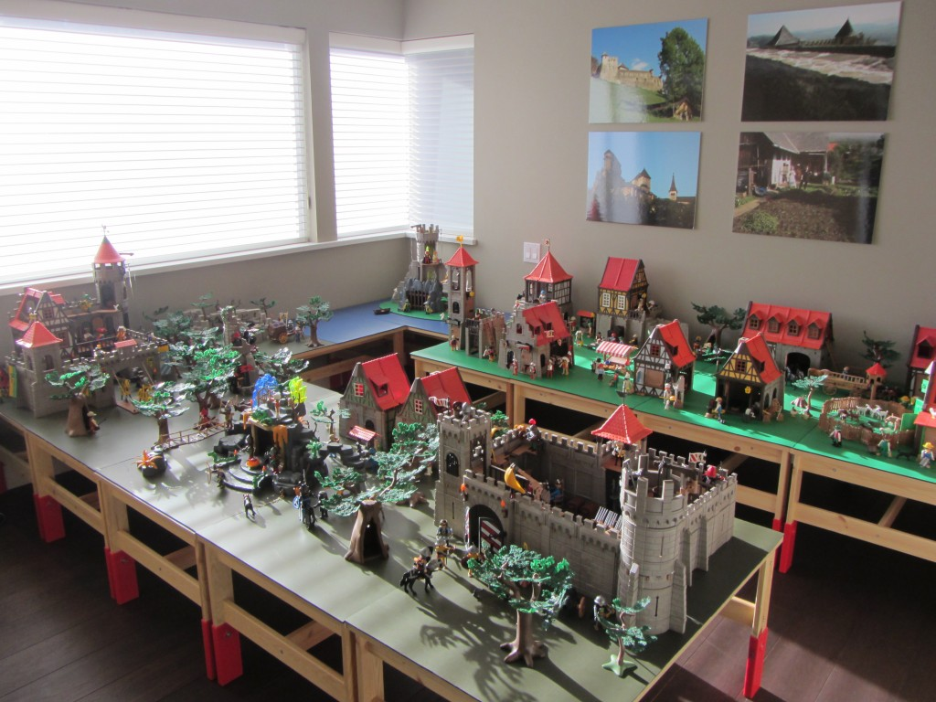 Building Project Gallery: Medieval Play World