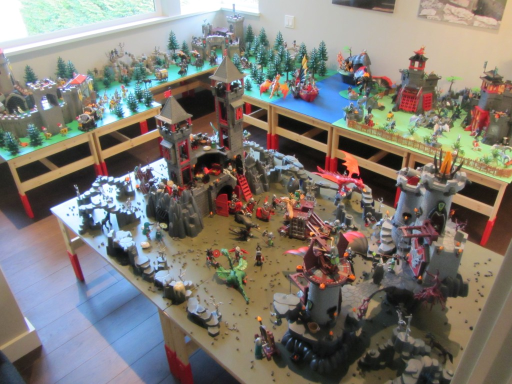 Building Project Gallery: Dragonland Play World