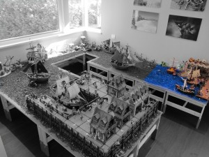 Building Project Gallery: Pirate Play World – Imperial Soldier Station & Pirate Prison