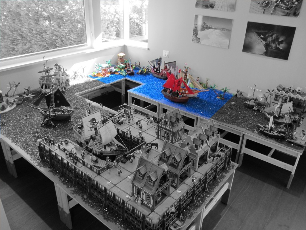 Building Project Gallery Playmobil Pirate Ship Raid