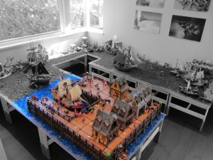 Building Project Gallery: Pirate Play World – Pirate Village by the Sea