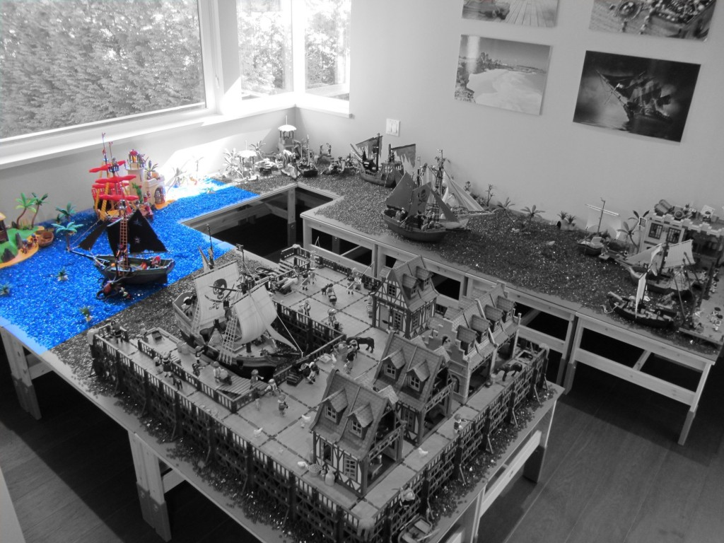 Building Project Gallery: Pirate Play World – Treasure Island & Lighthouse