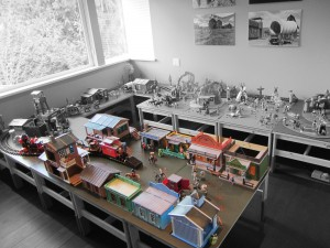 Building Project Gallery: Western Play World – Western Town