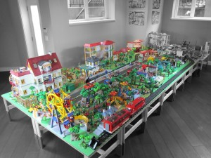 Building Project Gallery: City Play World – City Life