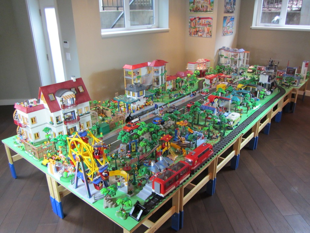 Building Project Gallery: City Life & City Action Play World – City Play World
